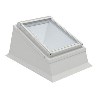 VELUX Insulated Wooden Kerb for Installation of Roof Window in Flat Roof