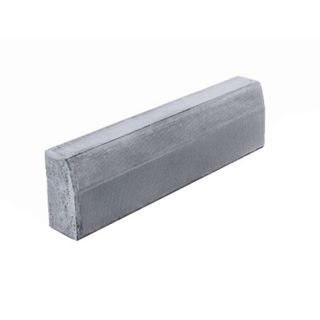 Picture of Acheson & Glover Concrete Kerb Half Battered 255 x 125 x 915mm