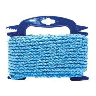 Faithfull Blue Rope 8mm Murdock's
