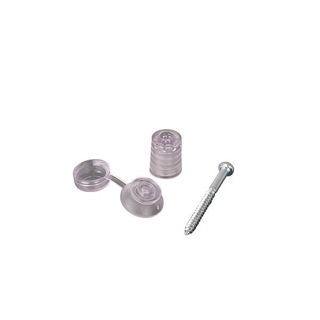 Pack Marvec Screws, Caps & Washers (10)