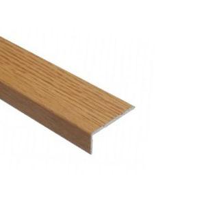 Trojan Shelf Adhesive Angle Edge Oak