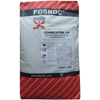 Fosroc Conbextra Gp 25kg Murdock Builders Merchants