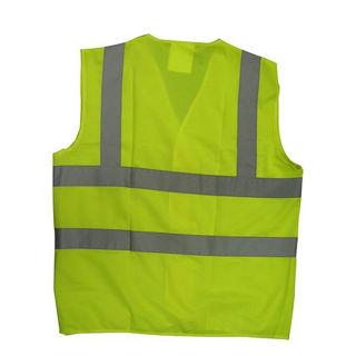 High Visbility Vest Murdock Builders Merchants
