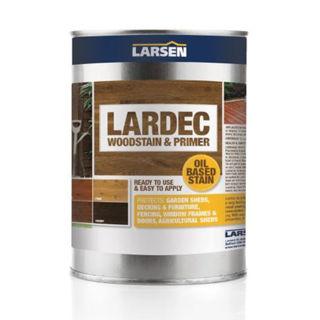 Larsen Lardec Woodstain and Primer 5L