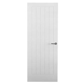 Vertical 5 Panel Textured Door 35mm