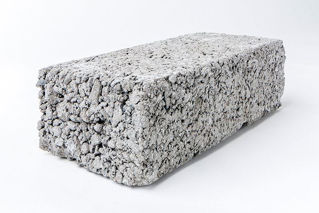 Concrete Brick 215 x 100 x 65mm 15N