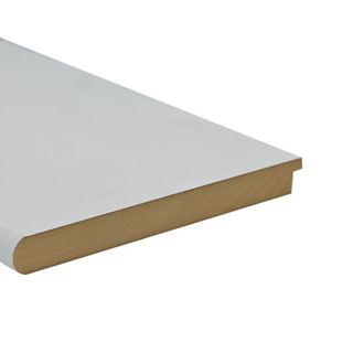 Primed MDF 244 x 25 Window Board 3.66m