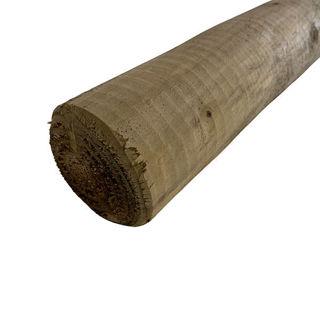 Timber Round Post 75mm  Murdock Builders Merchants