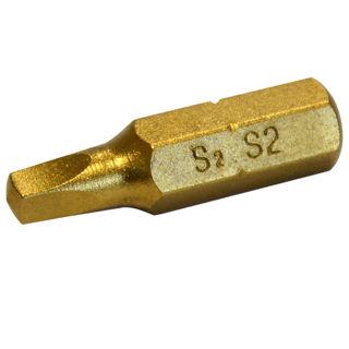 Tala Robertson 25mm Screwdriver Bit