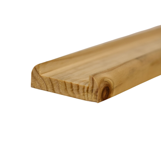 Redwood 58 x 19 Sole Plate