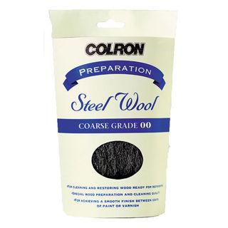 Ronseal Steel Wool Coarse
